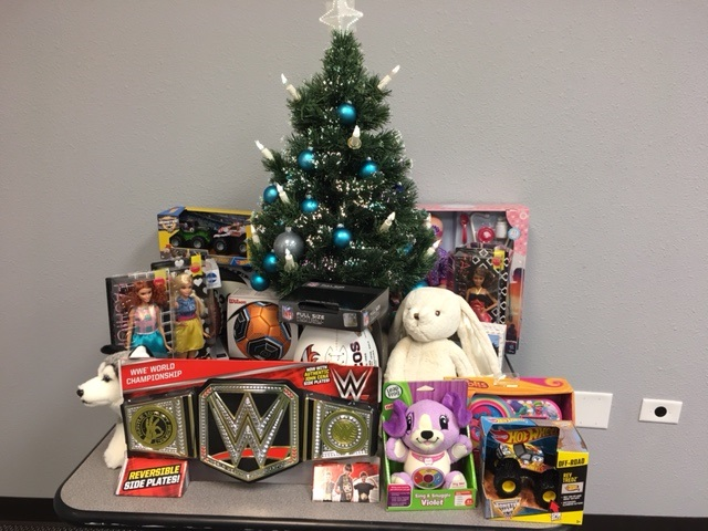 2017 toy drive tech support tree