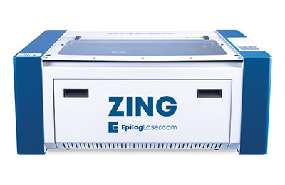 machine laser zing 24
